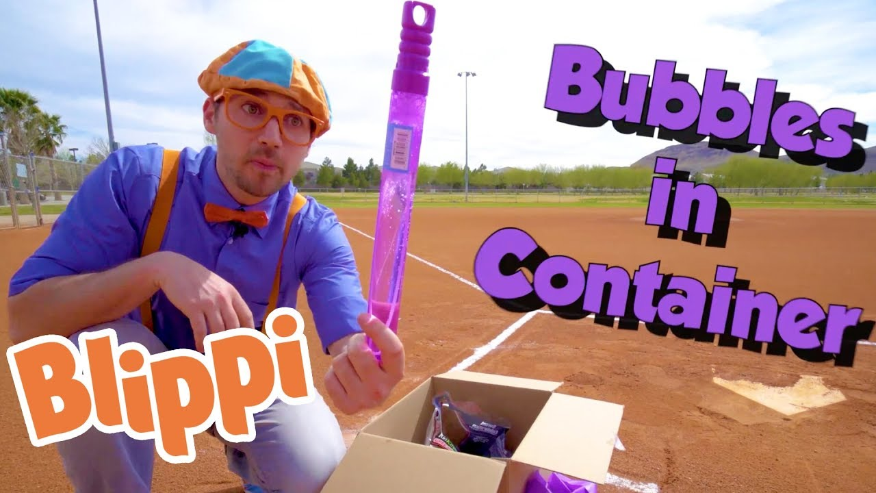 Learn Colors with Blippi | 1 Hour of Blippi Educational Videos for Toddlers