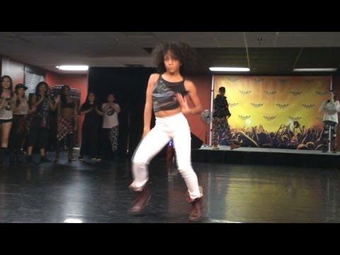 Charlize Glass  Beyoncé  Yoncé  Choreography by Tricia Miranda