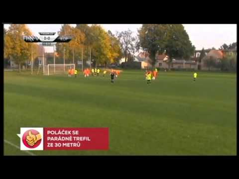 TV Nova gól Tomáše Poláčka
