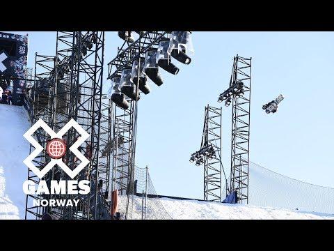 Women's Snowboard Big Air: FULL BROADCAST | X Games Norway 2018