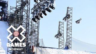 Women's Snowboard Big Air: FULL BROADCAST | X Games Norway 2018