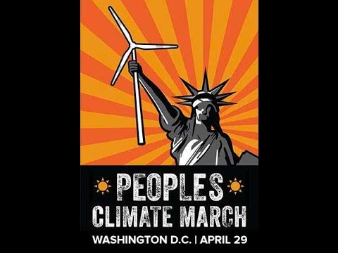 People's Climate March Tampa 2017