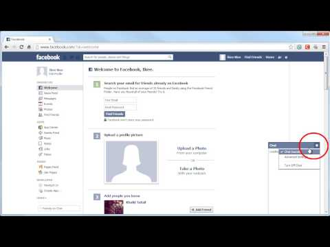 How To Turn Off Facebook Chat Sound