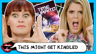 Reacting to the Weirdest and Nastiest Books on Amazon
