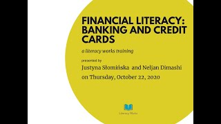 Financial Empowerment Banking and Credit Cards