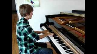 BoB ft. Taylor Swift: Both Of Us Piano Cover