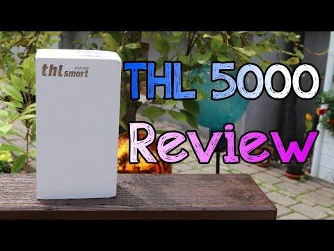 THL 5000 Full Review - Best China True Octa Core Phone - MTK6592T ! [HD]