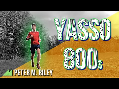 INTERVAL TRAINING for a marathon YASSO 800s