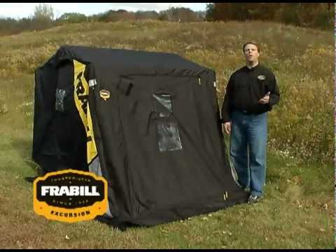 Frabill Excursion Ice Shelter