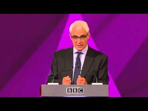 Voters Find Salmond Clear Winner in Referendum TV Debate