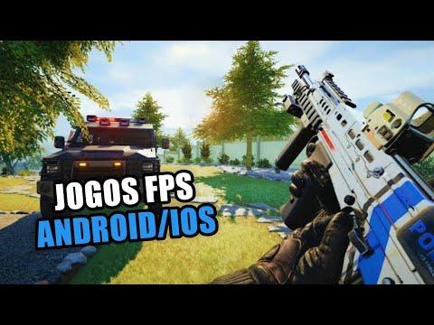 Saiu!! Top 10 NOVOS FPS para ANDROID/iOS 2020! #5 - 동영상