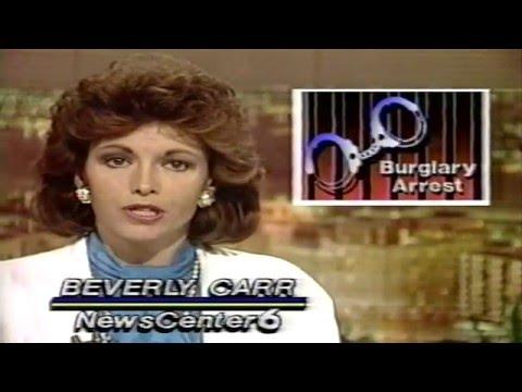 WDSU TV6 New Orleans NewsCenter6 News 11-21-1986 partial