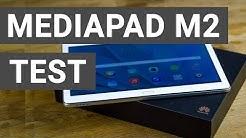 Huawei MediaPad M2 10.0 im Test: Stylus, 4 Lautsprecher und LTE | Deutsch