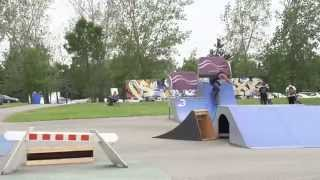 Centre de la Nature de Laval | Stop 07 | Tournée Technical Skateboards 2014