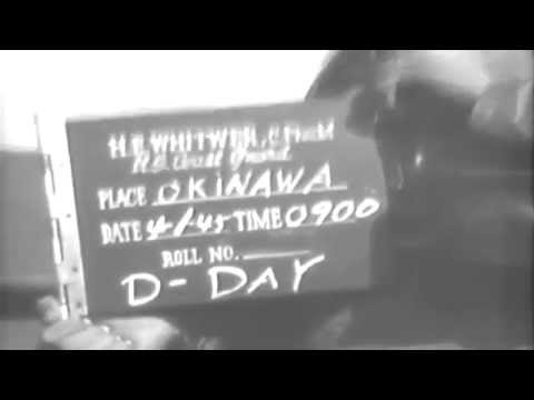 Okinawa Invasion Convoy + D Day, 04/01/1945 (full)