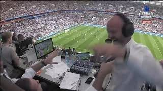 MEXICO 1 ALEMANIA 0  RUSIA 2018 CRONICA TV AZTECA