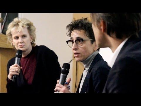 The Politics of Language: A Conversation among Masha Gessen, Siri Hustvedt, and Ulrich Baer