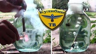 КАК СДЕЛАТЬ ПОДВОДНЫЙ ФИТИЛЬ / how to make underwater wick