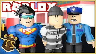 IS THIS GAME BETTER THAN JAILBREAK?! -Mad City | Danish Roblox