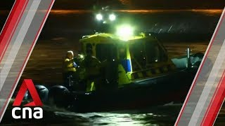 At least 7 South Koreans dead after boat capsizes in Budapest
