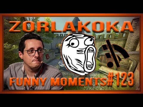 [PT] zorlaKOKA Funny Moments - AS AVENTURAS DO ZORLAK E DA SUA NET BRUTAL...!  - #123