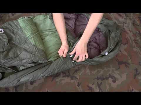 самый лучший спальный мешок Marmot Trestles 30