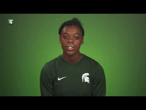 Michigan State Cross Country and Track & Field- Taylor Mullins