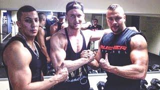 Deutschrap und Fitness Szene - Kollegah, Farid Bang, Echo, Bodybuilding