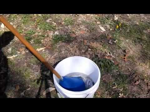 how to make no electricity clothes washer