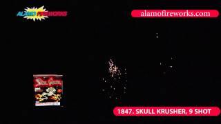 1847 Skull Krusher - Alamo Fireworks