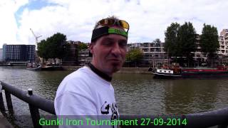 GUNKI IRON TOURNAMENT 2014 COMPETITORS INTERVIEW 1