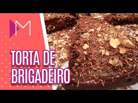Torta de brigadeiro - Mulheres (22/06/2018)