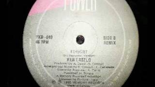 Tonight (Re remix) - Ken Laszlo 1985 italo disco rare