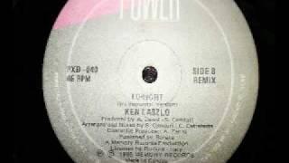 Tonight (Re remix) - Ken Laszlo 1985 italo disco rare