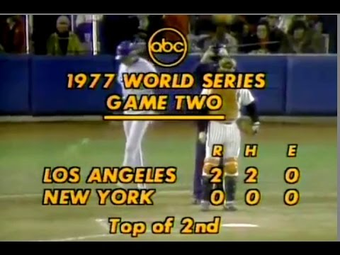 "Howard Cosell's ""The Bronx is Burning"" Comments During 1977 World Series"