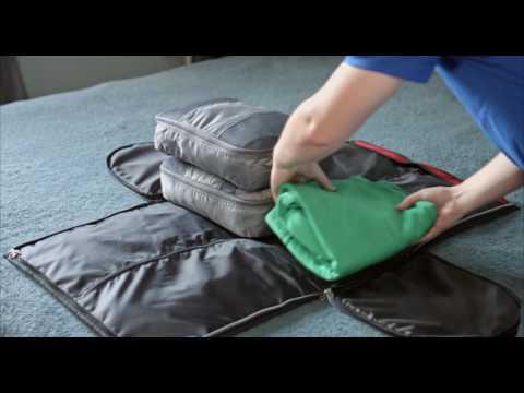 ce16a4c675c3 Amazing Garment Bag Doubles As a Duffle!