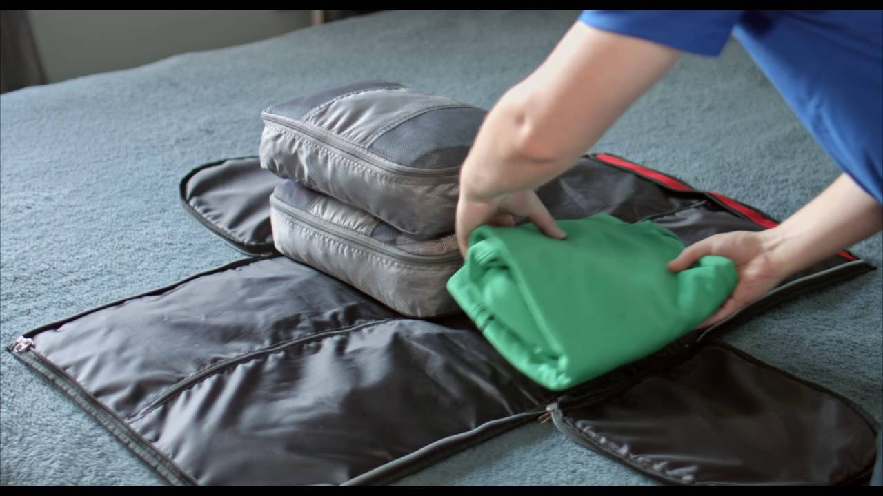71c6f3592 Amazing Garment Bag Doubles As a Duffle! Biaggi Luggage