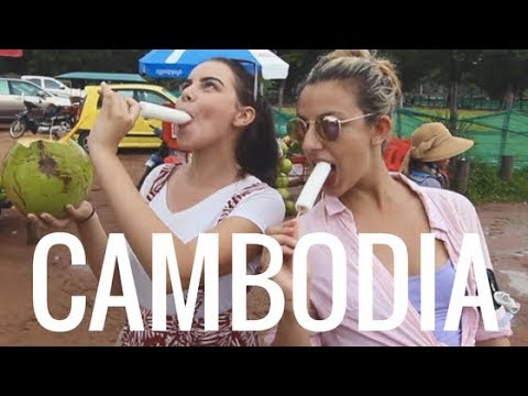 Phnom Penh & Siem Reap CAMBODIA Travel Vlog