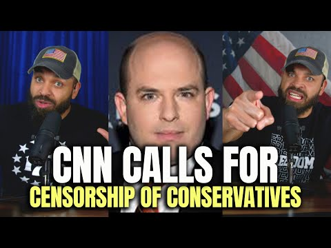 CNN Call For Censorship of Conservatives
