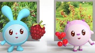 Малышарики - Бу! - серия 120- обучающие мультфильмы для малышей 0-4