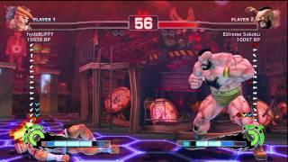 hydeBUFFY (AD) vs. Extreme Sokoku (ZA)