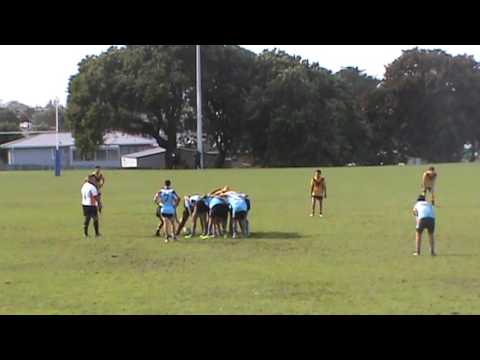 Manurewa Sharks U14's Vs Pakuranga Kingz