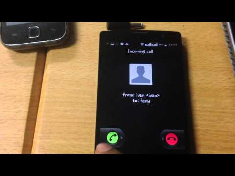 Testing Voice Over IP using raspberry pi and mobile phone (Freepbx Asterisk)