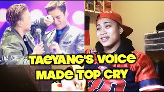 BIGBANG TOP TEARS OF JOY (VIP REACTION)