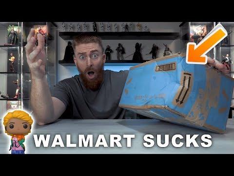 Walmart Hates MeSDCC Funko Pop Haul
