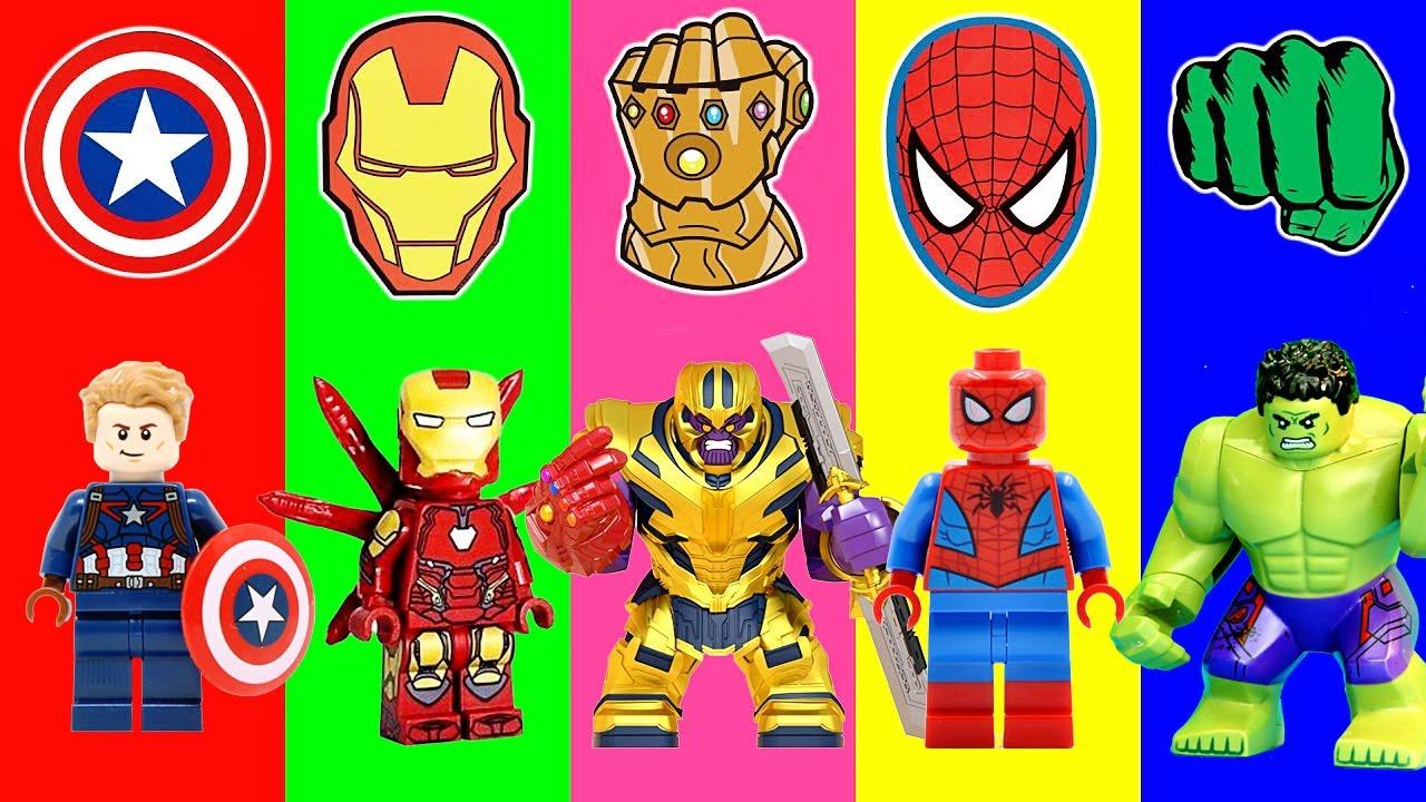 Download Top 10 Lego Stories Spiderman: Lego Prison Break - Lego Stop Motion