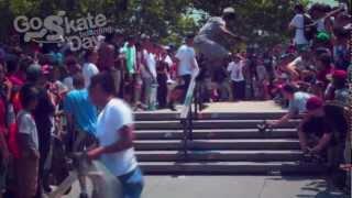 Cadaver VM - Go Skate Day 2012 - NYC