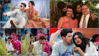 Nick Jonas and Priyanka Chopra - Rare Photos | Wedding | Family | Vacation