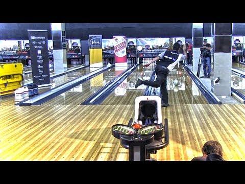 Jason Belmonte vs Tommy Jones  Men's Finals 2011 Bowling World Cup South Africa