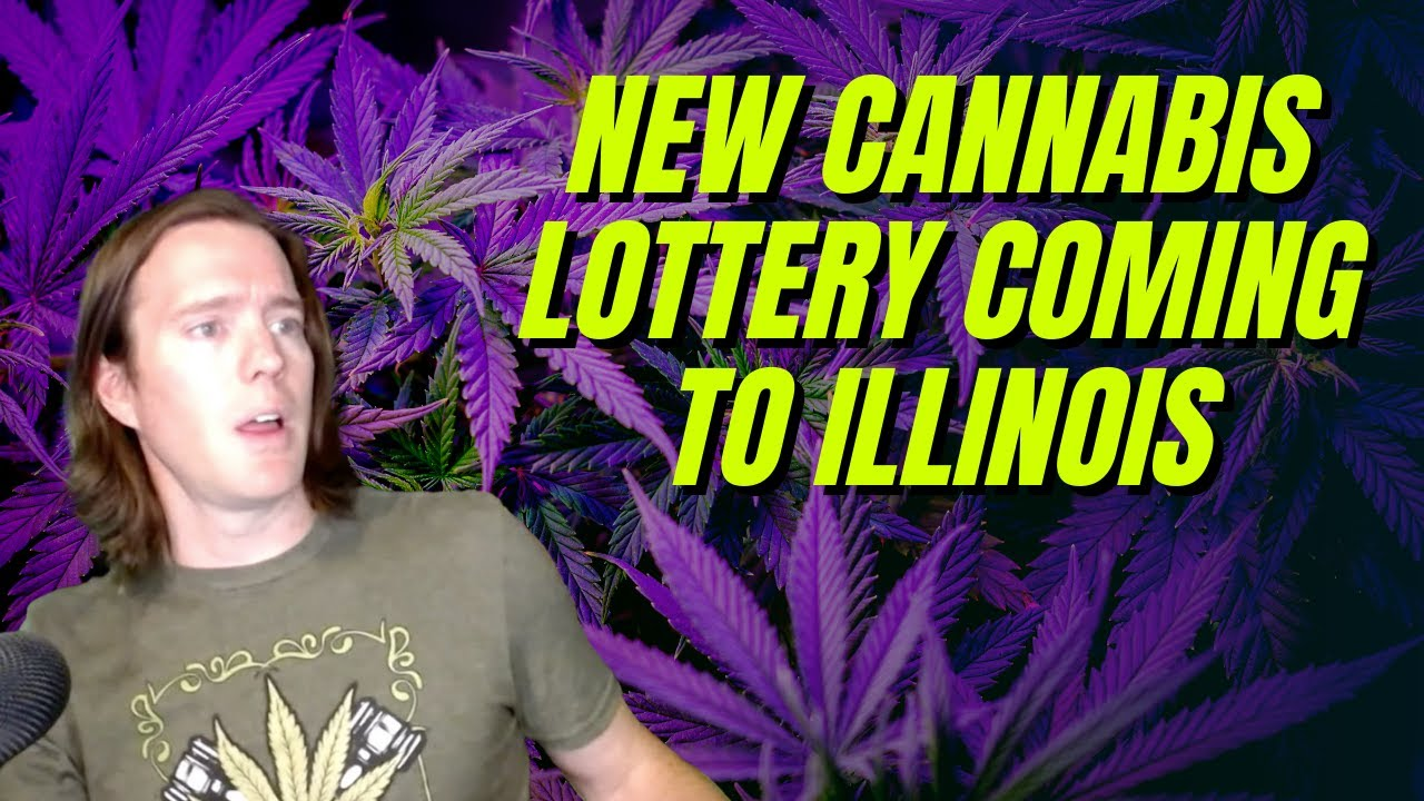 """Illinois Cannabis Lottery """"Errors"""" Admitted - New Cannabis Lottery Coming."""